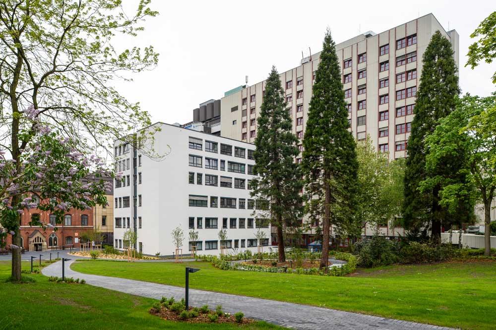 Kooperation Des Therapiezentrum Ruhr Mit Dem Evangelischen